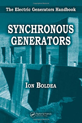 9780849357251: Synchronous Generators: The Electric Generators Handbook