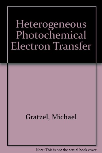 9780849359682: Heterogenous Photochemical Electron Transfer