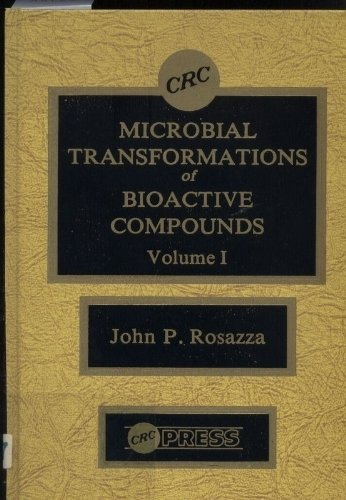 9780849360657: Microbial Transformations Of Bioactive Compounds, Volume 1