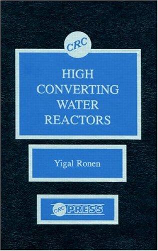 9780849360817: High Converting Water Reactors