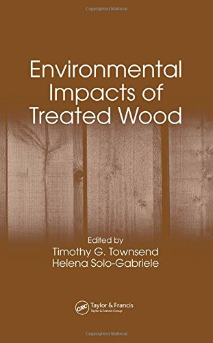9780849364952: Environmental Impacts of Treated Wood