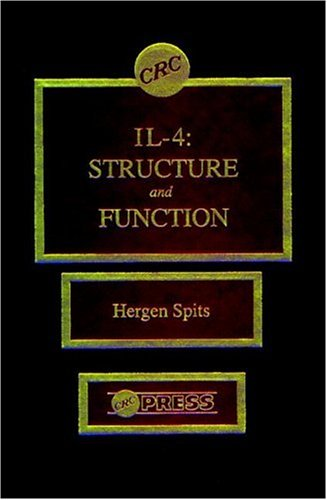 9780849365195: IL-4: Structure and Function