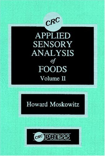 9780849367069: Applied Sensory Analysis of Foods: 002