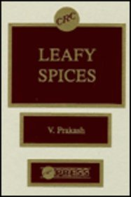 9780849367236: Leafy Spices