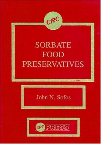 9780849367861: Sorbate Food Preservatives