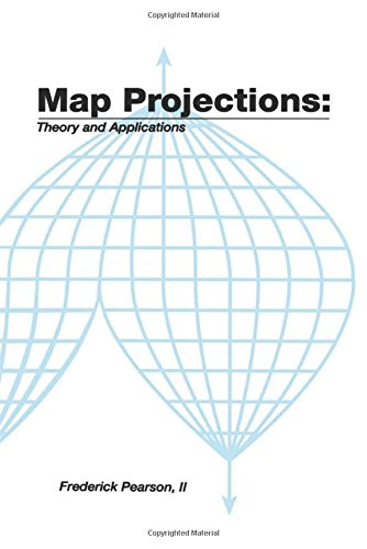 9780849368882: Map ProjectionsTheory and Applications