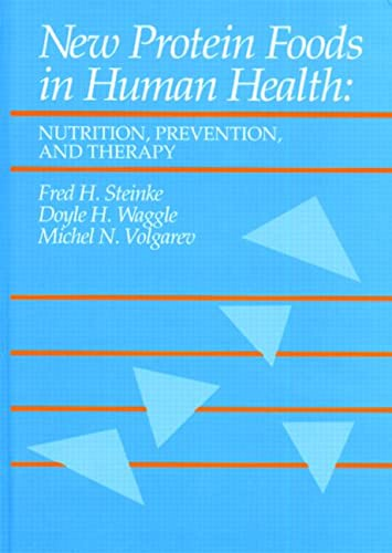 9780849369049: New Protein Foods in Human Health: Nutrition, Prevention, and Therapy