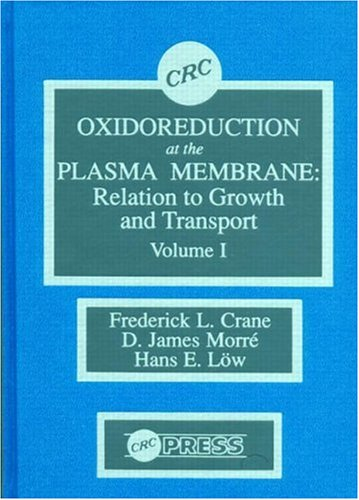 Oxidoreduction at the Plasma Membranerelation to Growth: Crane, Frederick L.,