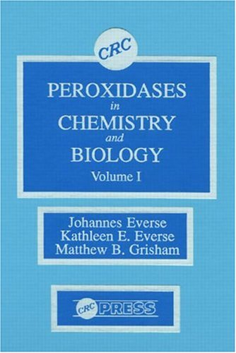 9780849369636: Peroxidases in Chemistry and Biology, Volume I