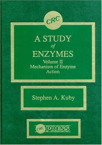 9780849369889: A Study of Enzymes, Vol. 2 : Mechanism of Enzyme Action