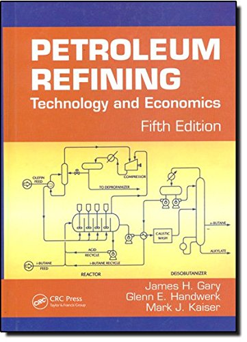 9780849370380: Petroleum Refining: Technology and Economics, Fifth Edition