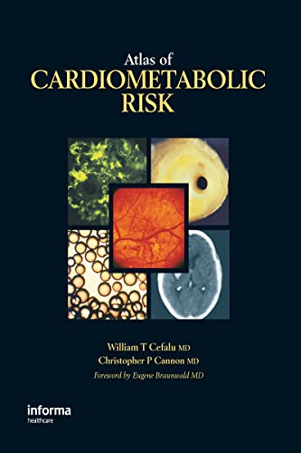 9780849370533: Atlas of Cardiometabolic Risk