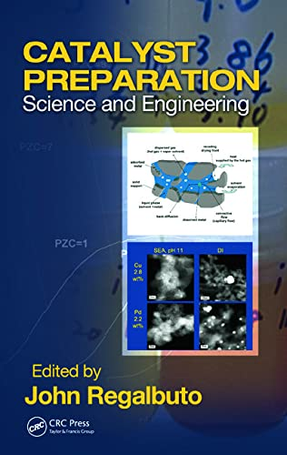 9780849370885: Catalyst Preparation: Science and Engineering