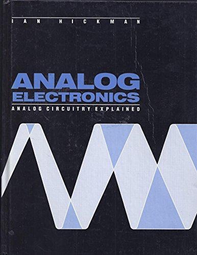 9780849371479: Analog Electronics