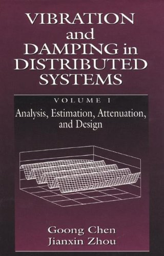 9780849371615: Vibration and Damping in Distributed Systems, Volume I