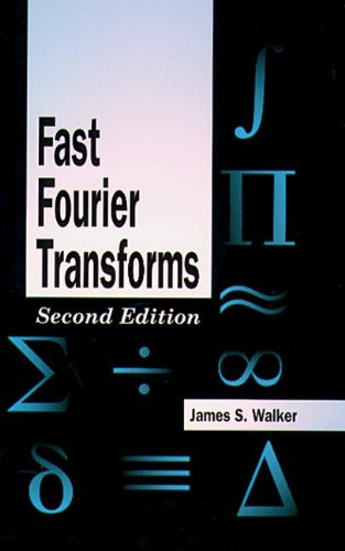 9780849371639: Fast Fourier Transforms, Second Edition (Studies in Advanced Mathematics)