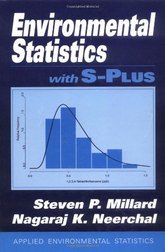 9780849371684: Environmental Statistics with S-PLUS (Chapman & Hall/CRC Applied Environmental Statistics)