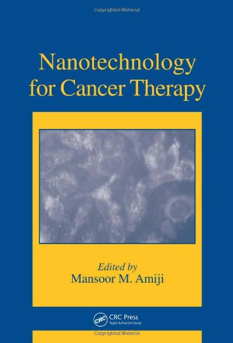 9780849371943: Nanotechnology for Cancer Therapy