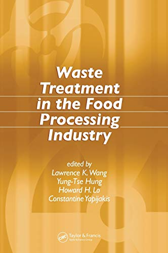 9780849372360: Waste Treatment in the Food Processing Industry