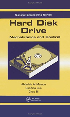9780849372537: Hard Disk Drive: Mechatronics and Control (Automation and Control Engineering)