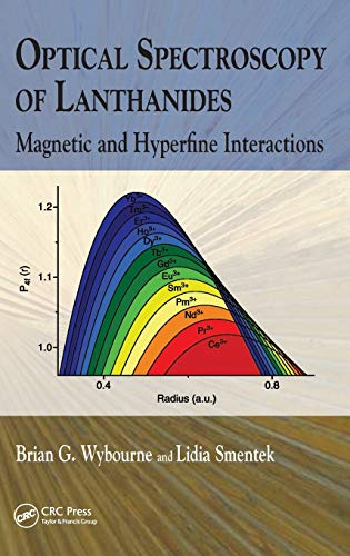 9780849372643: Optical Spectroscopy of Lanthanides: Magnetic and Hyperfine Interactions