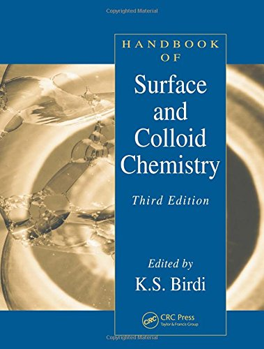 9780849373275: Handbook of Surface and Colloid Chemistry, Third Edition