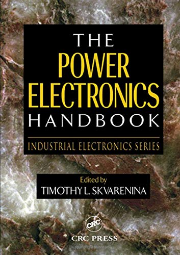 9780849373367: The Power Electronics Handbook (Industrial Electronics)
