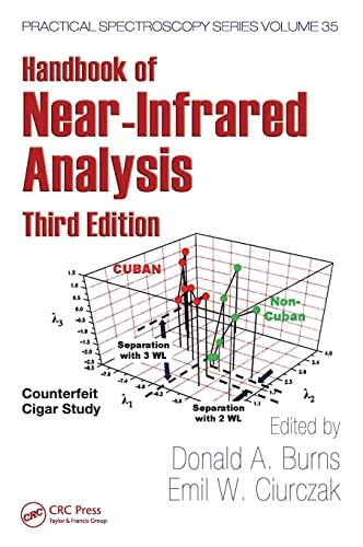 9780849373930: Handbook of Near-Infrared Analysis, Third Edition (Practical Spectroscopy)