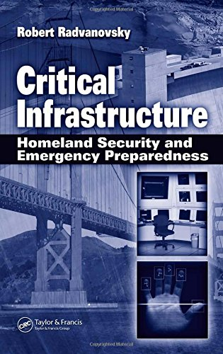 9780849373985: Critical Infrastructure: Homeland Security and Emergency Preparedness