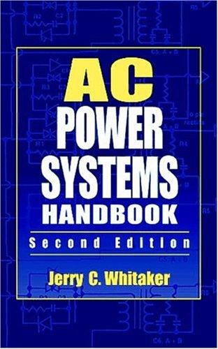 9780849374142: AC Power Systems Handbook, Second Edition (Electronics Handbook Series)