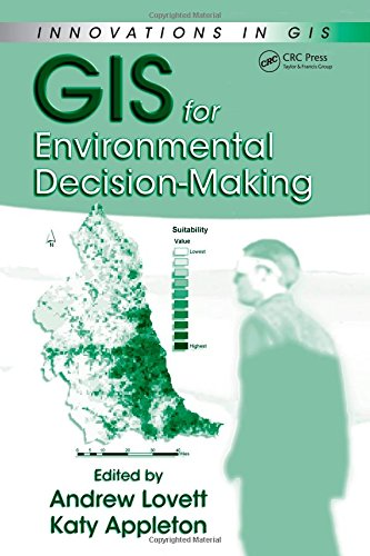 9780849374234: GIS for Environmental Decision-Making (Innovations in GIS)