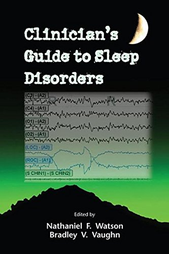 9780849374494: Clinician's Guide to Sleep Disorders
