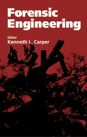9780849374838: Forensic Engineering, Second Edition (Civil Engineering - Adivsors)