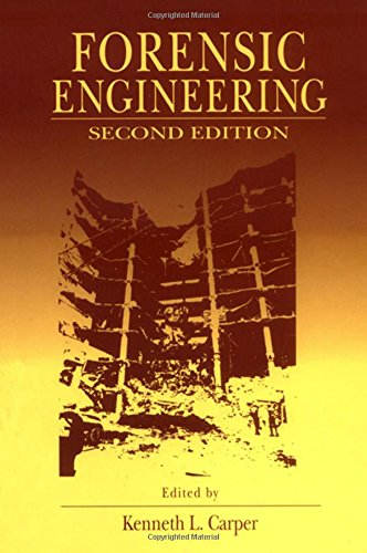 9780849374845: Forensic Engineering, Second Edition (Civil Engineering)