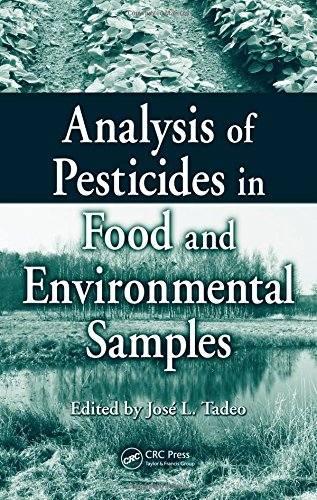 9780849375521: Analysis of Pesticides in Food and Environmental Samples