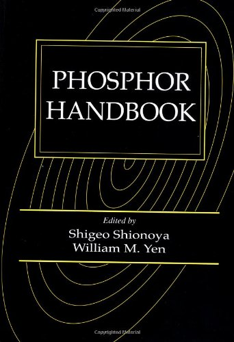9780849375606: Phosphor Handbook (Laser & Optical Science & Technology)