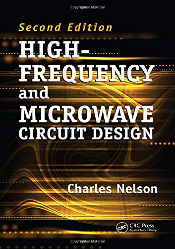 9780849375620: High-Frequency and Microwave Circuit Design, Second Edition
