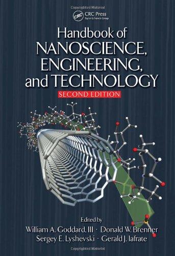 9780849375637: Handbook of Nanoscience, Engineering, and Technology, Second Edition (Electrical Engineering Handbook)