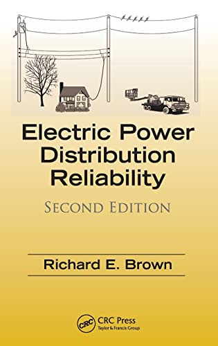 9780849375675: Electric Power Distribution Reliability (Power Engineering (Willis))