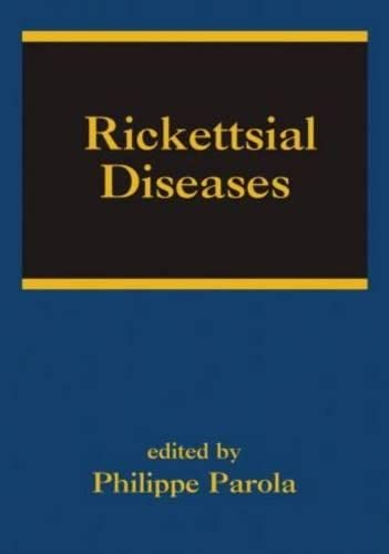 9780849376115: Rickettsial Diseases (Infectious Disease and Therapy)