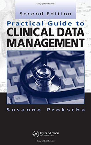 Practical guide to clinical data management crc press book.