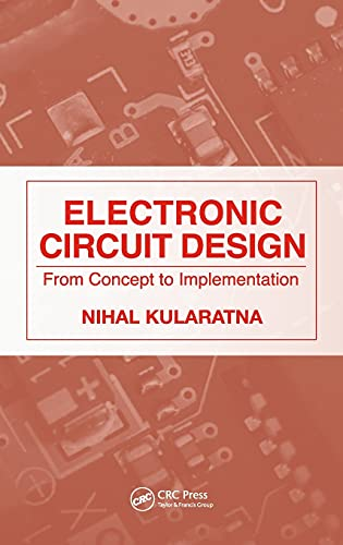 9780849376177: Electronic Circuit Design: From Concept to Implementation