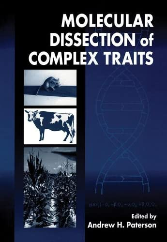 9780849376863: Molecular Dissection of Complex Traits