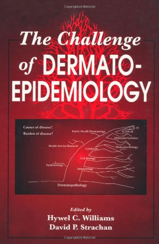 9780849376894: The Challenge of Dermato-Epidemiology