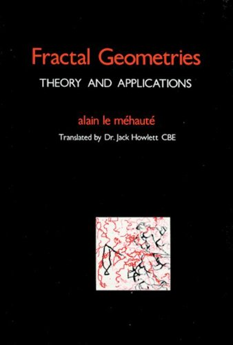 9780849377228: Fractal Geometries Theory and Applications