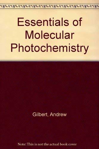 9780849377273: Esntls of Molecular Photochemistry