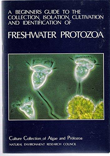9780849377358: Living Freshwater Protozoa A Colour G