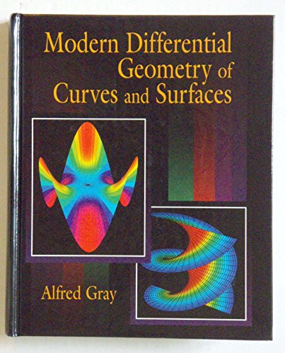 9780849378720: Modern Differential Geometry of Curves and Surfaces