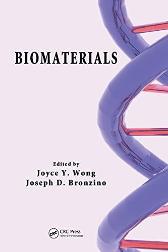 9780849378881: Biomaterials