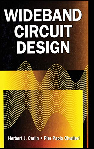 9780849378973: Wideband Circuit Design (Electronic Engineering Systems)